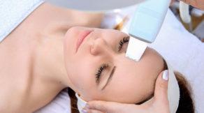 процедура механической чистки лица