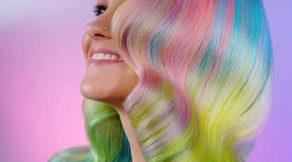 цветное мелирование волос в лобне